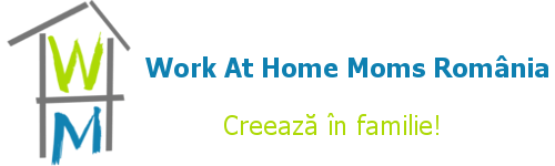 Logo -  Work At Home Moms Romania